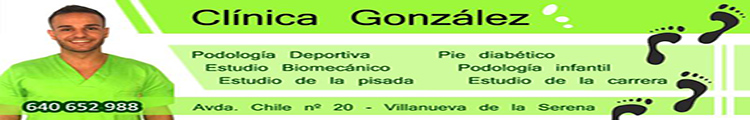 Clínica Gonzalez (Regidor, Health y Ayto Don Benito) A Correr Arriba)