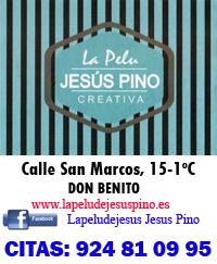 Pelu de Jesús Pino (Portada)