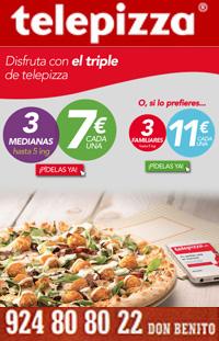 Telepizza DB Don Benito