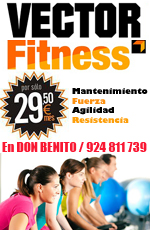 Vector Fitness