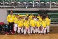 Doce medallas para el Kárate Shotokan Don Benito en la final Judex